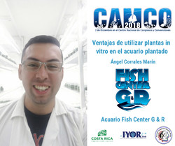 Camco Charla Fish Center