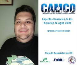 Camco Charla Club de Acuaristas de CR