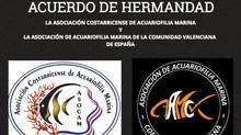 La ASOCAM suscribe Acuerdo de Hermandad