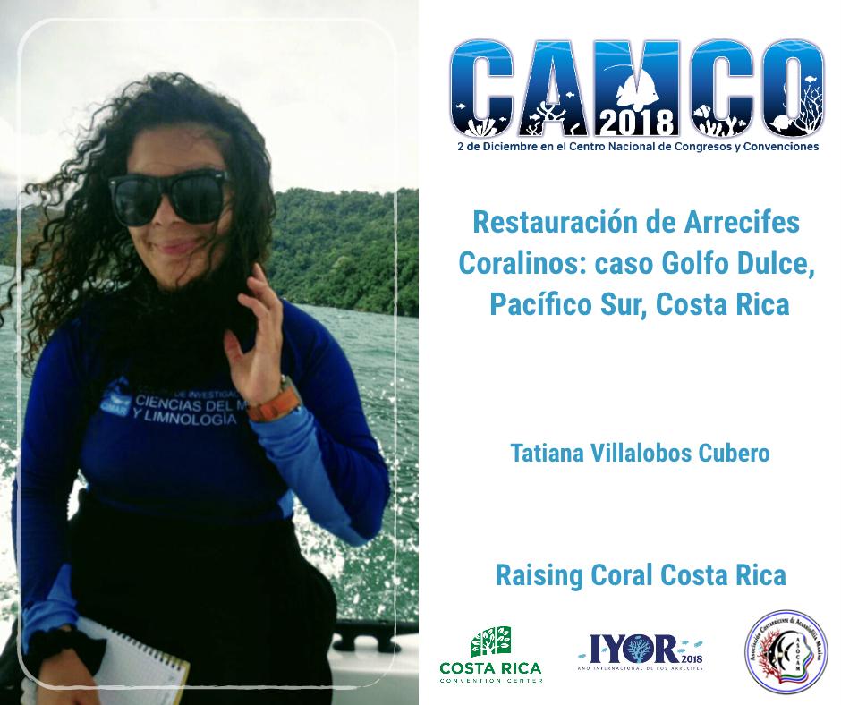 Camco Charla Raising Coral