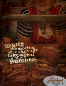 Lusher's Ad Design Mom
