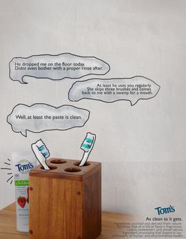 Toms Advert 1
