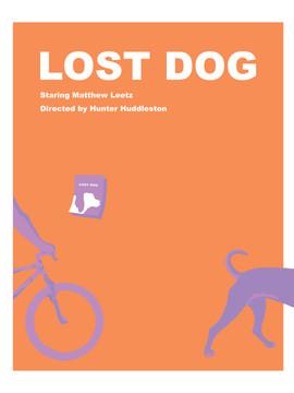 Lost Dog Advert