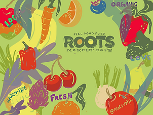 Design for Root's Mural