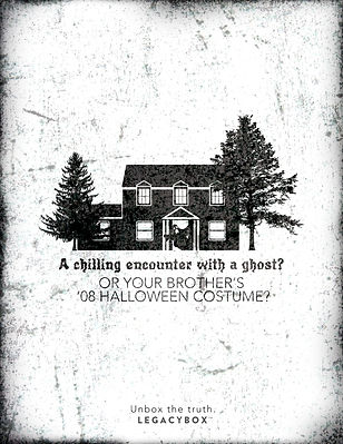 Ghost Ad