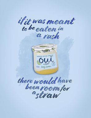 Straw Ad