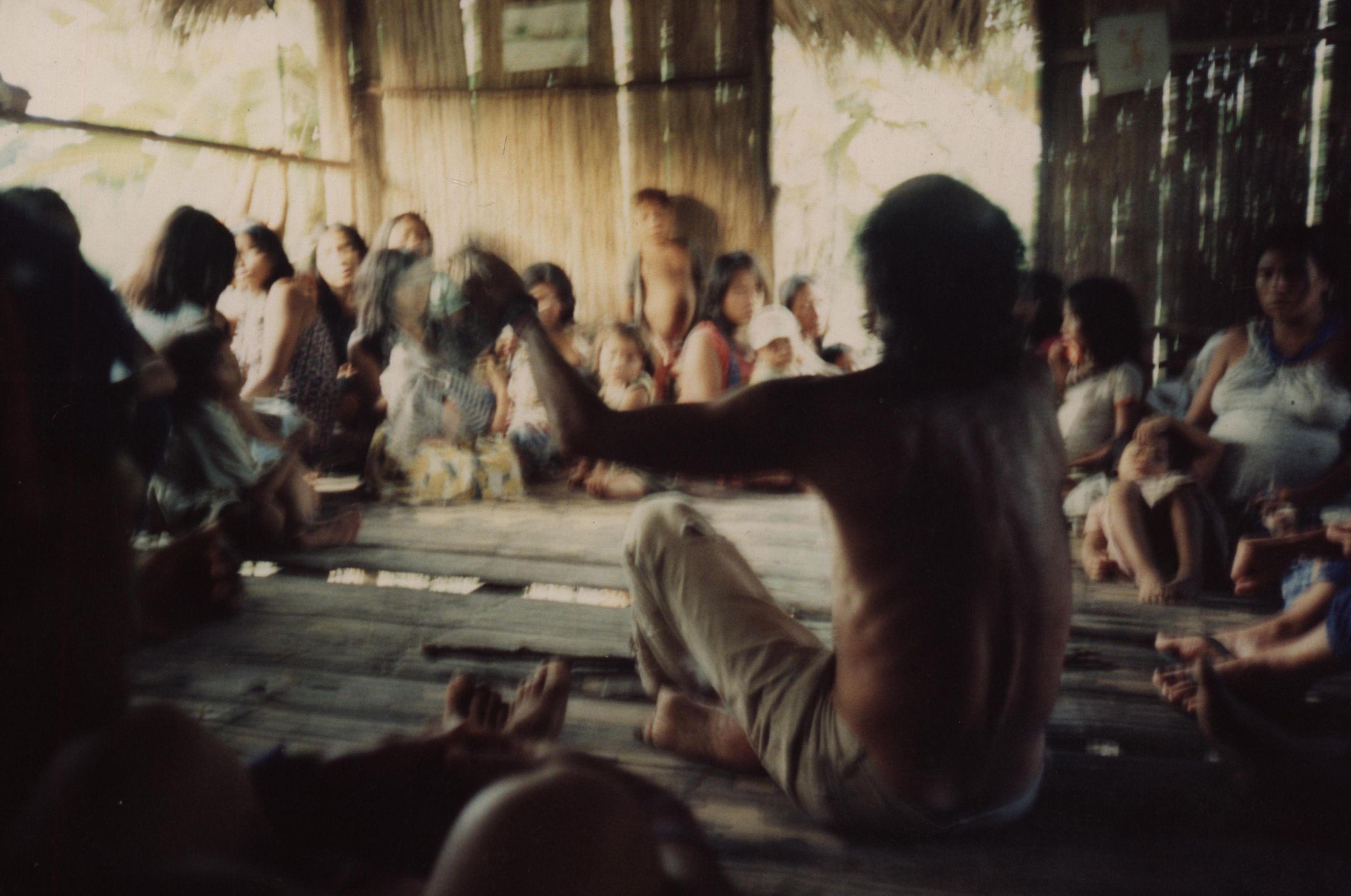 João em uma aldeia Kaxinawáão_em_Uma_Aldeia_Kaxinaw
