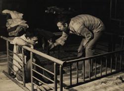 Apresentação da peça Dois Perdidos Numa Noite Suja no Teatro Opinião