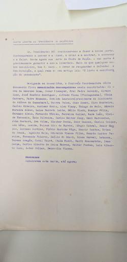 Carta Aberta ao Presidente da República