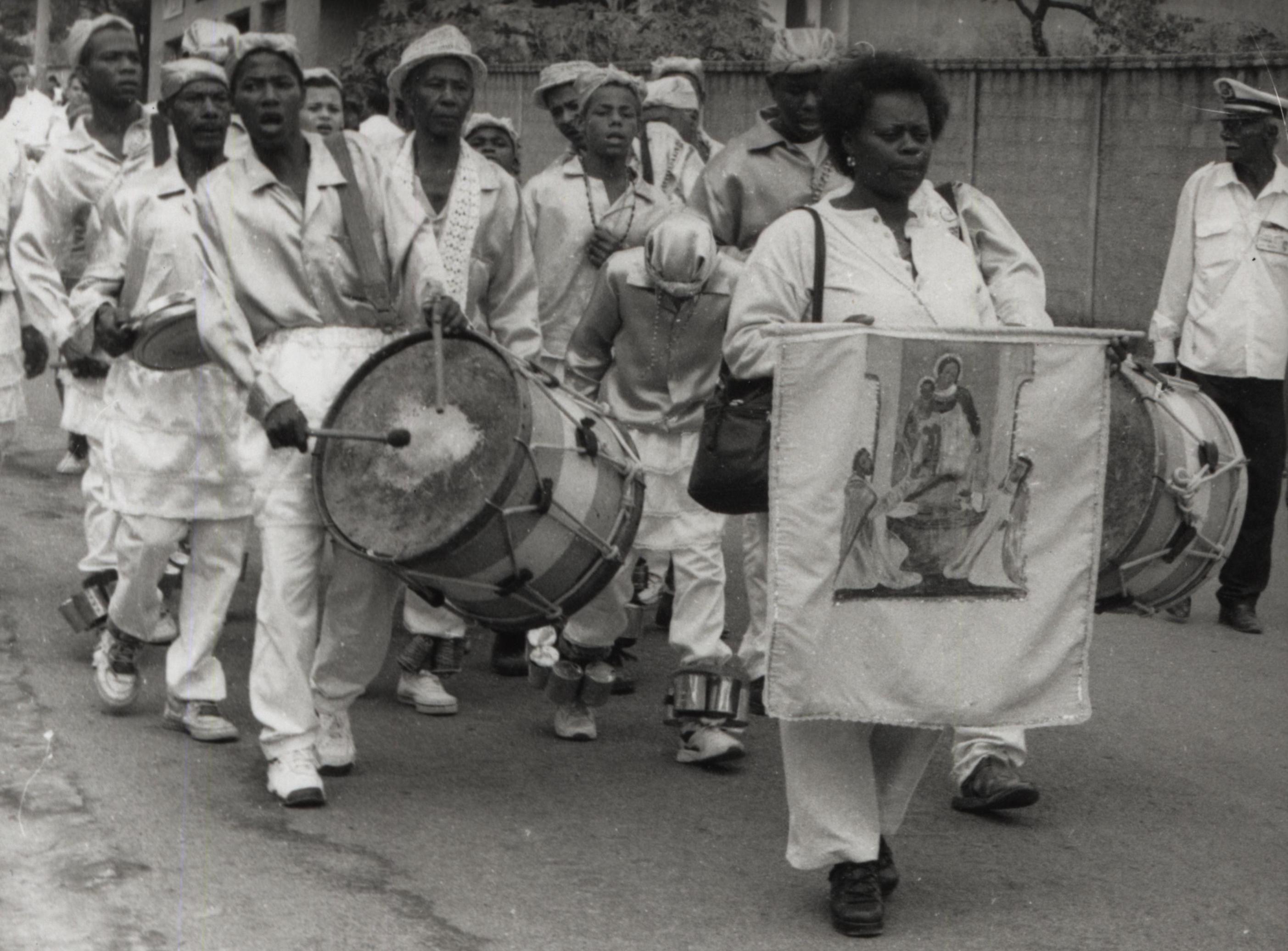 Os Negros do Rosário