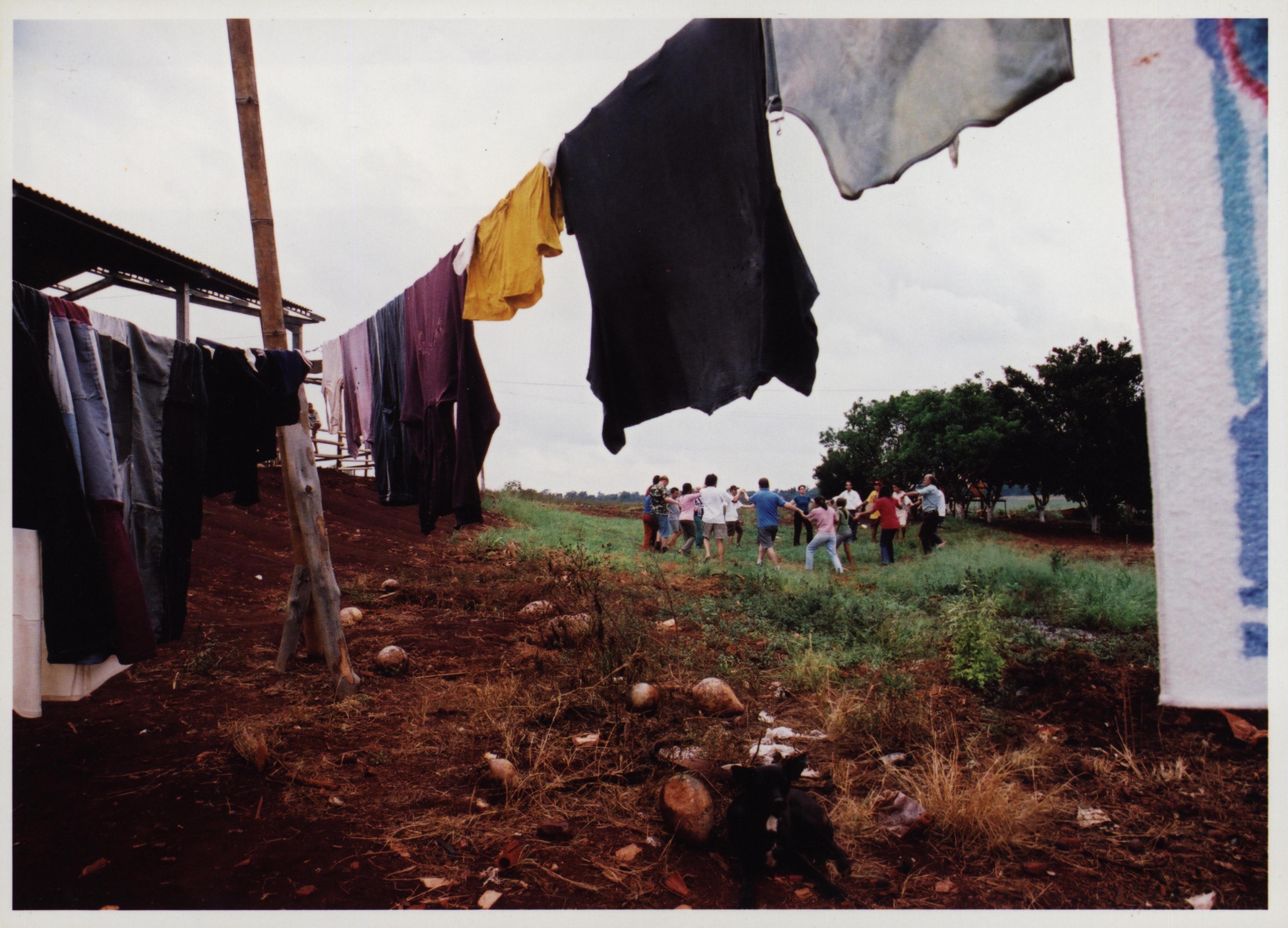 Acampamento do MST em Araponga - MG