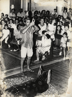 Peça Tributo a Chico Mendes