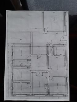 Grundrissplan Finca