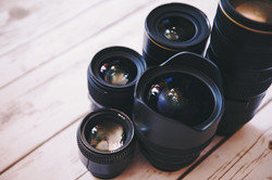 Wide Variety of Lenses
