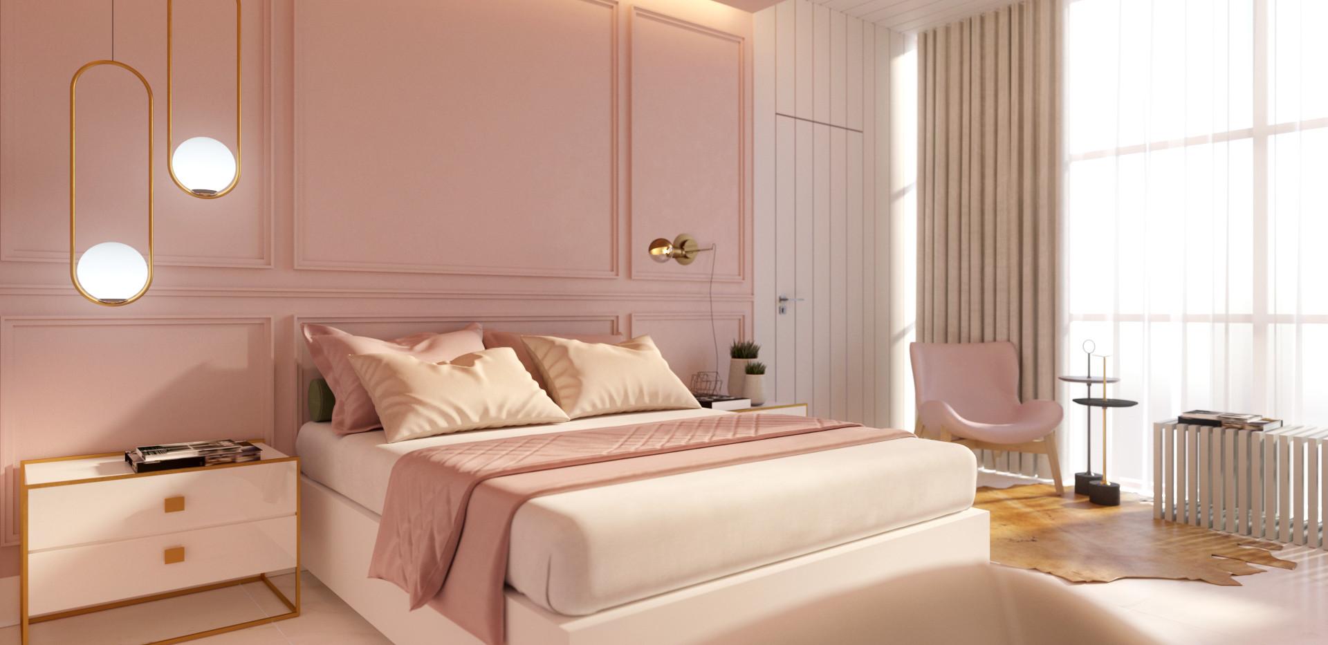 Pollyana - Pink room