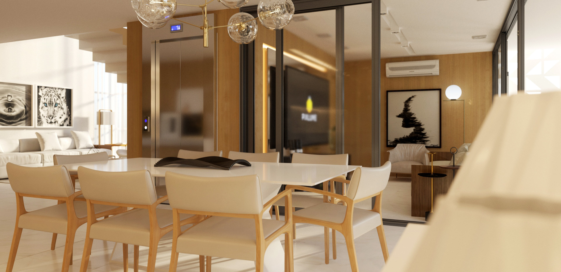Pollyana - Sala de jantar