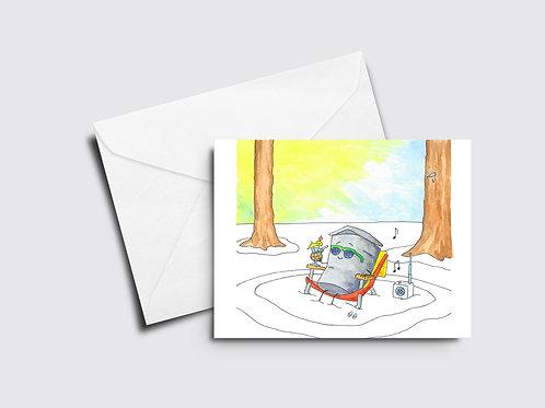 Sunbathing - Sappy Bucket