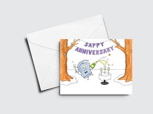 Champagne - Sappy Anniversary - Sappy Bucket™