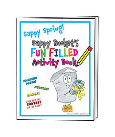Cover image of an activity and coloring