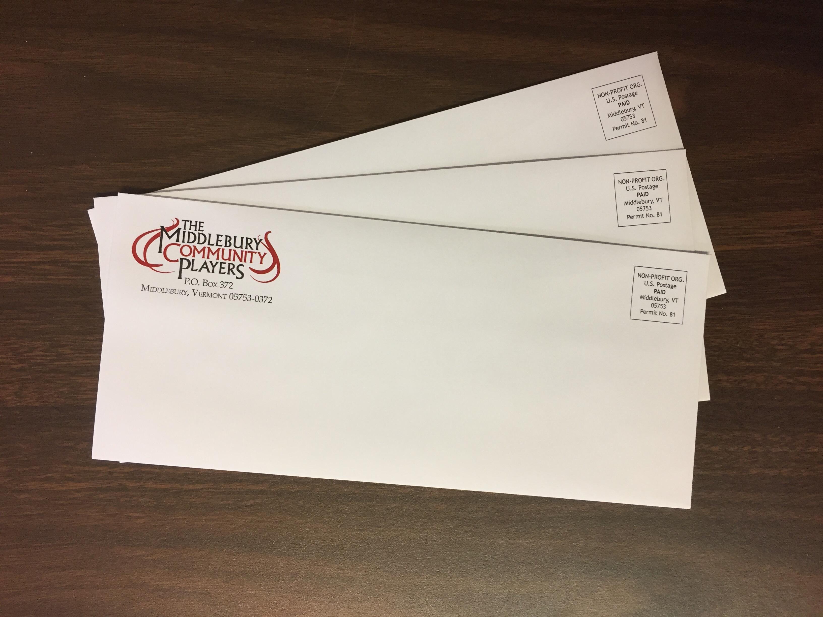 MCP envelopes