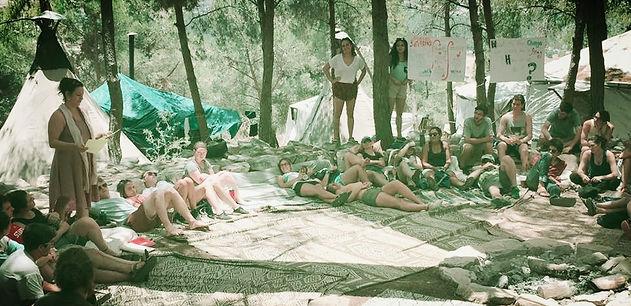 Open Space, The Art of change making, Harduf, 2016, maya rimer