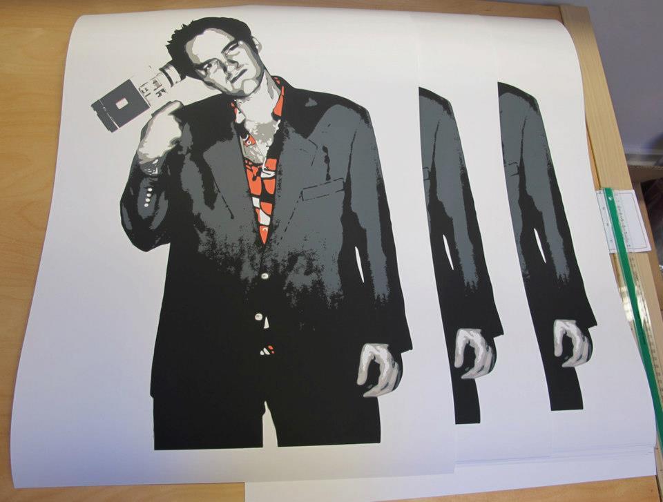 Bungle - Tarantino Print Rat-King Japan.
