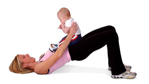 You just gave birth and want to get back into shape!  When is it ok to start?