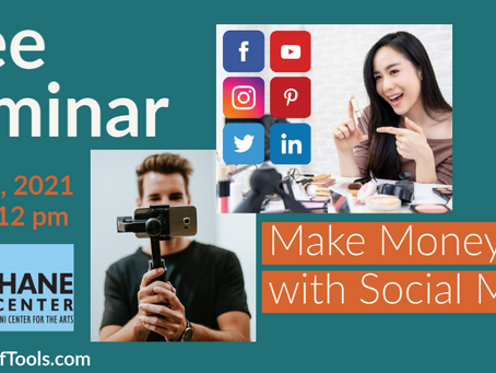 Free Seminar on How to Make Money with Social Media