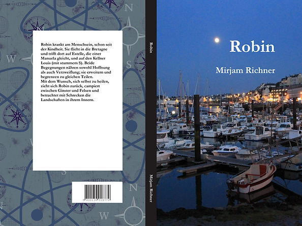Cover Roman «Robin»