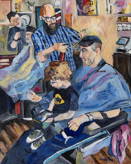 Preston Street Barber Barbier de la rue Preston