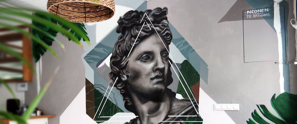 Apollo:God of Archery and Poetry