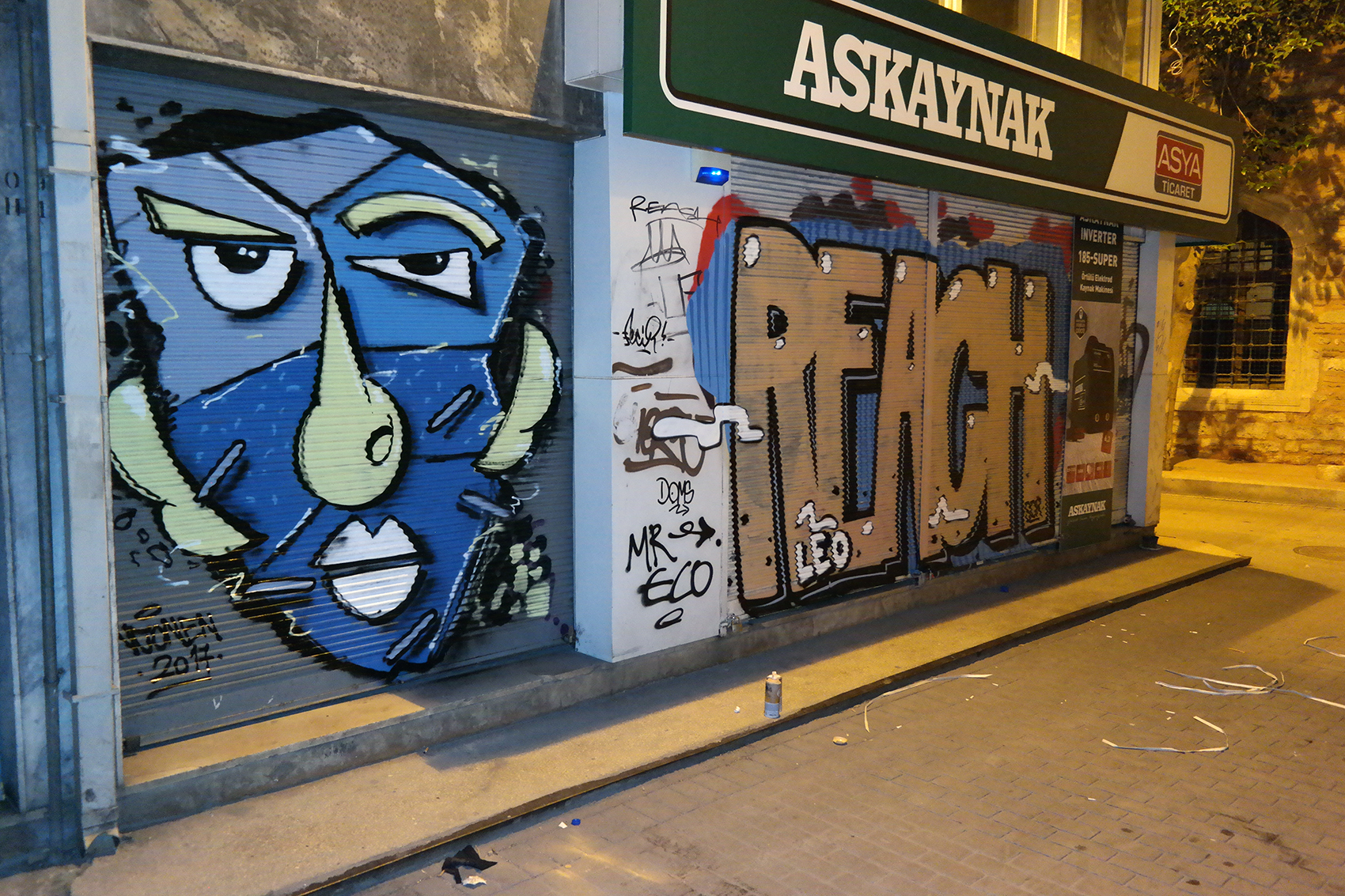 Nconen - Reach // Karaköy