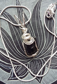 healign crystals, chakra, crystal pendant, handmade jewellery, black tourmaline