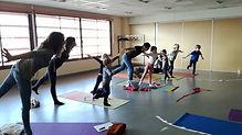 cours Yoga à st raphael frejus