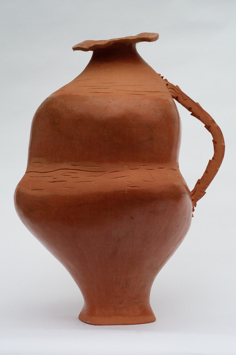 Pot with Handle