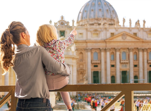 Pasqua a Roma con bambini