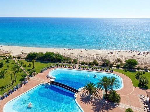 Sardegna Family hotel Garden beach