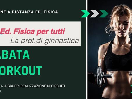 Tabata workout, attività a gruppi