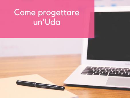 Come progettare un'Uda