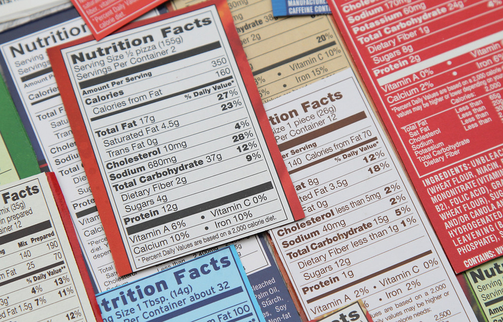 Nutrition Facts Label Extension Proving Valuable for Industry and FDA