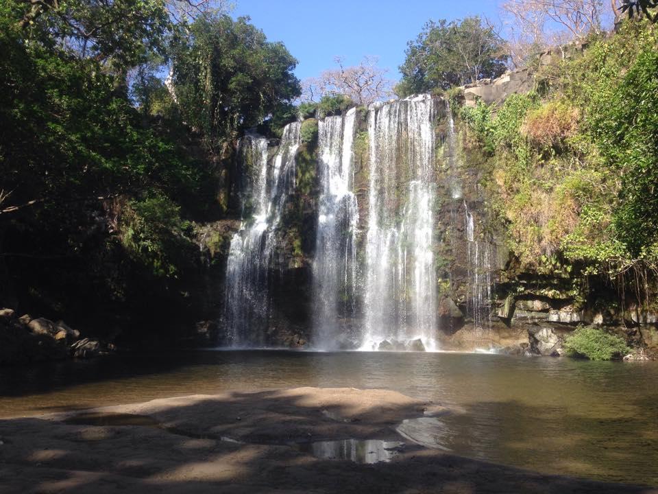 LLANOS DEL CORTES WATERFALLS