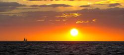 Sunset catamaran tours