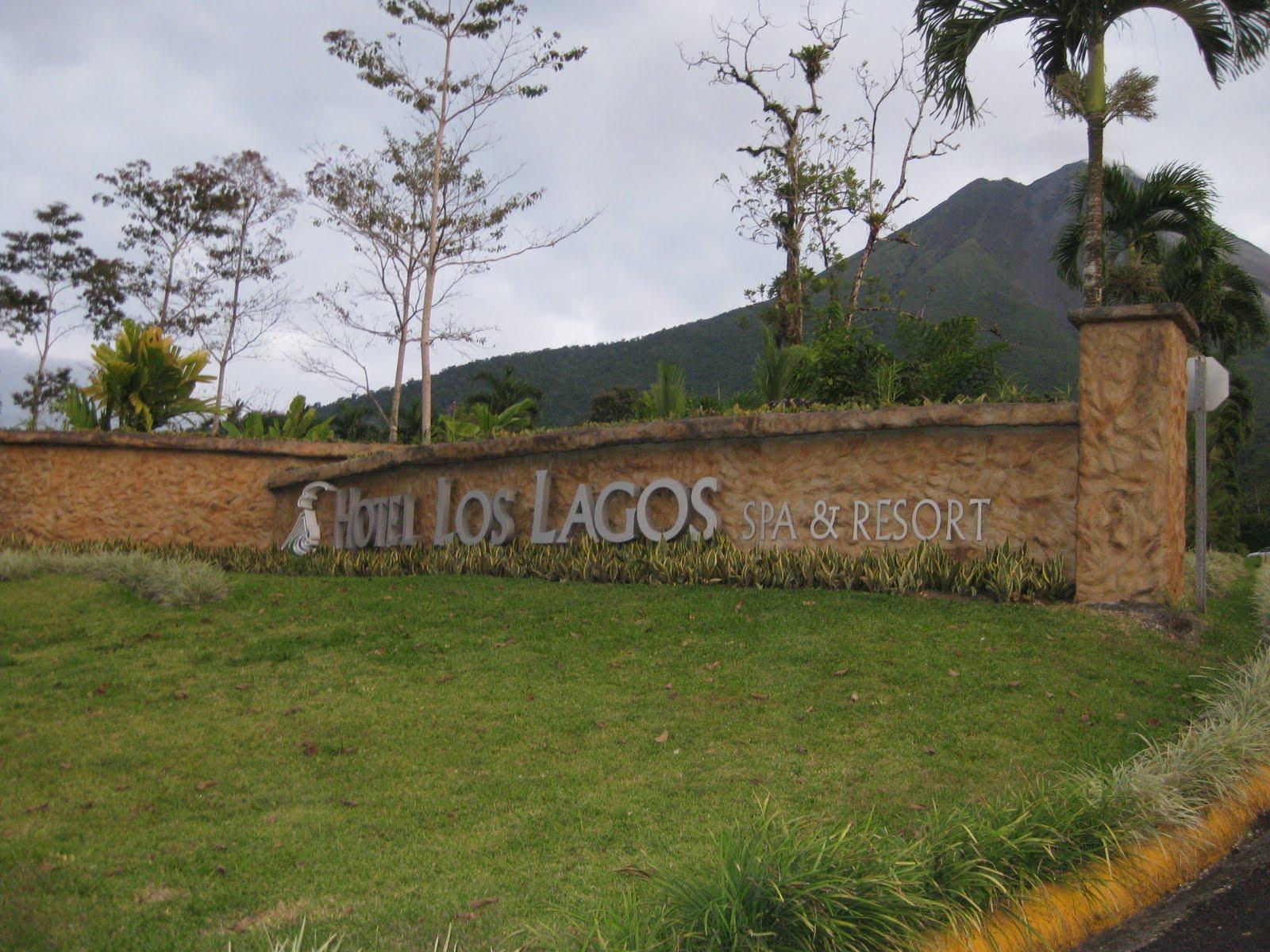LOS LAGOS ARENAL