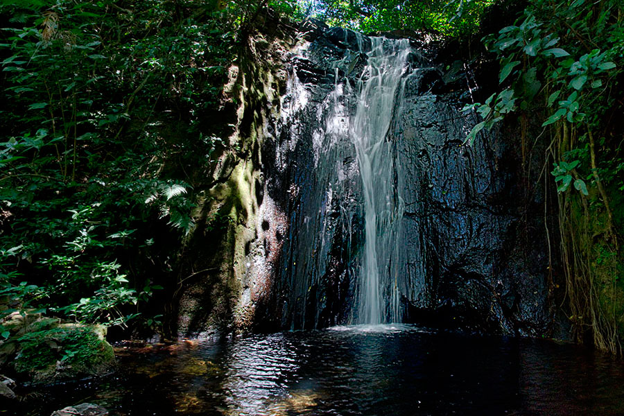BORINQUEN WATERR FALL