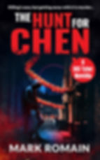 THE HUNT FOR CHEN-Kindle 1563X2500 pixel