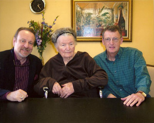 Douglas Wellman, Eva McLelland and Mark Musick