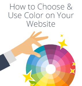 How to Pick The Right Colors For Your Website