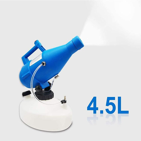 Portable Electric ULV Thermal Disinfection Fogging Machine (Fogger)