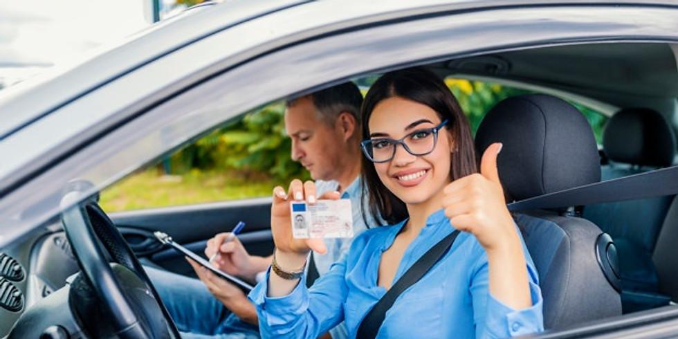 DRIVING SCHOOL:  EVENING