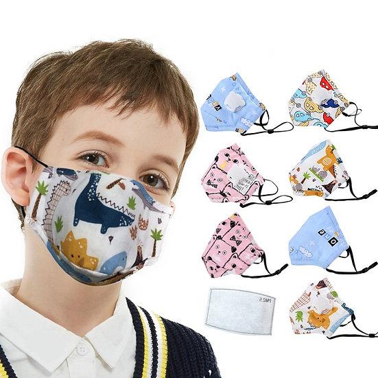 Children Mask Anti Dust Mouth Mask PM2.5 Kids Face Mask